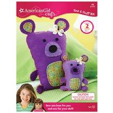 American Girl Bears Sew and Stuff Kit