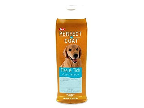 Artikelbild: 8-in-1 I612 Flea & Tick Shampoo - Frische 16oz
