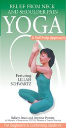 Yoga Relief From Neck And Shoulder Pain Lillah Schwartz