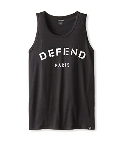 DEFEND Paris Men's Logo Tank