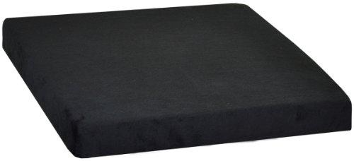 Black velour low backlash seat futon
