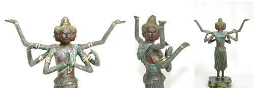 興福寺の仏、阿修羅像のフィギュア