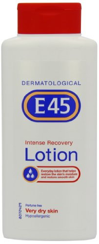 E45 400ml Intense Recovery Moisture Control Lotion