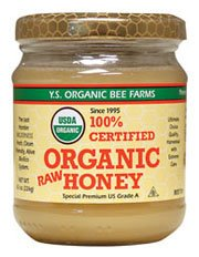 Ys Organic, 100% Certified Organic Honey (Availabl 8 Oz. Paste