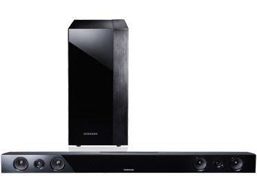 Samsung Hw-F450/Za New 2.1 Channel Sound Bar System With Wireless