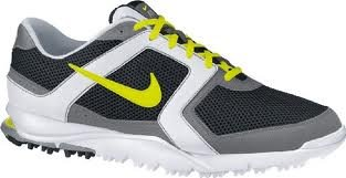 2012 Nike Air Range WP Mens Golf Shoes