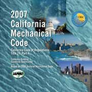 2007 California Mechanical Code (Title 24, Part 4) - Loose-leaf - IAPMO - IC-5540L07 - ISBN: B0012OB6LA - ISBN-13: