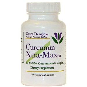 Geres Dengle®: Curcumin Xtra-Max(Tm) Advanced 525Mg Bcm-95® Curcuminoid Complex. Max Utilization 8X More Absorbable! 60 Vegetarian Capsules. 3 Bottles For Extra Savings (Only $34.95 Per Bottle!)