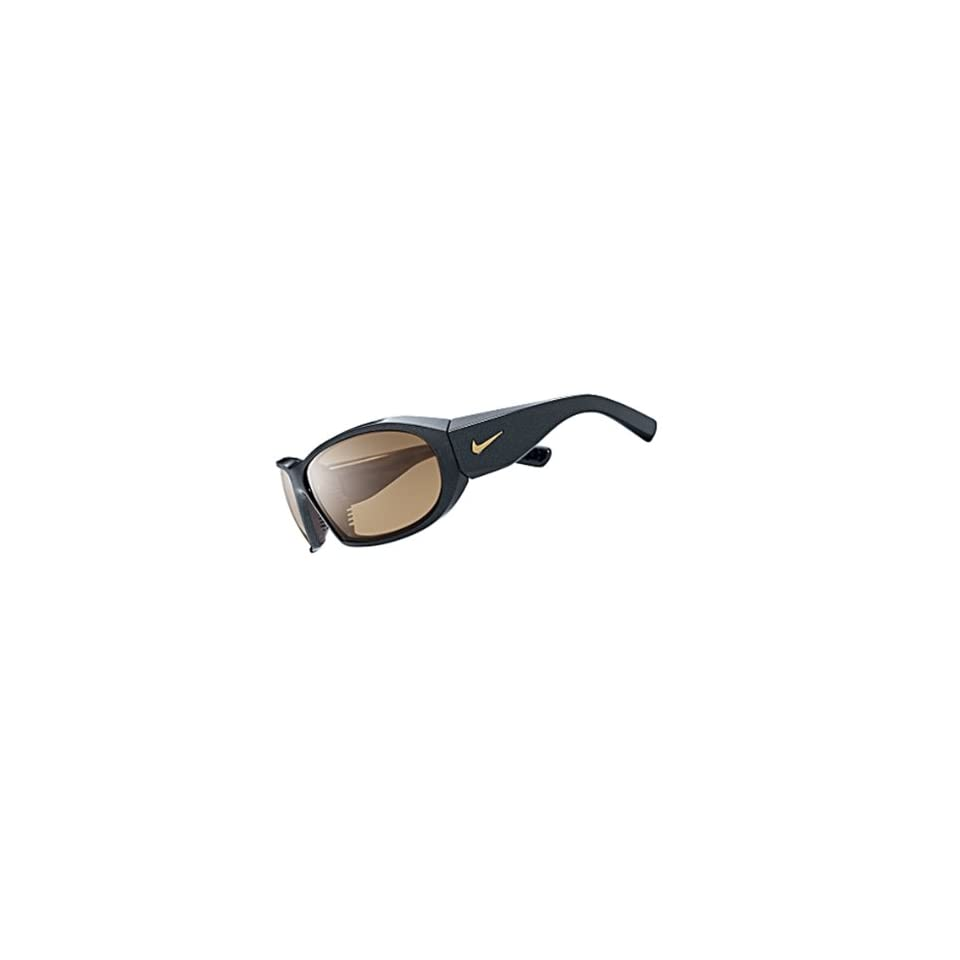 464dbd48f53a Nike Fuse P Onyx Sunglasses with Brown Max Polarized Lens on PopScreen