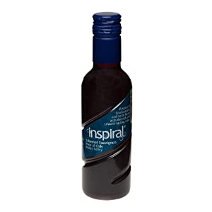 Inspiral Chilean Cabernet Sauvignon 18.75cl Red Wine Miniature