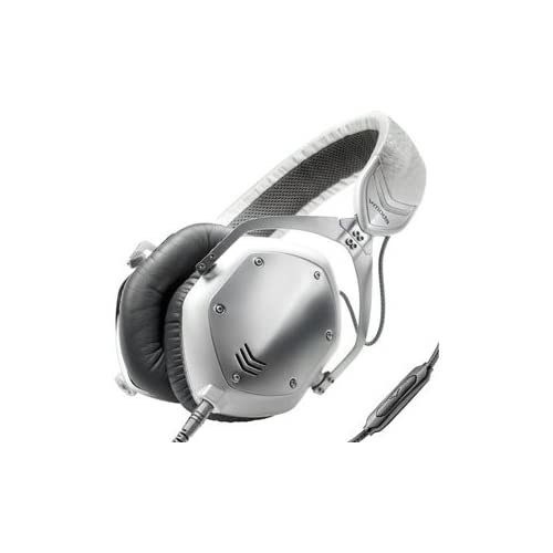 V-MODA Crossfade M-100 WHITE SILVERの写真01。おしゃれなヘッドホンをおすすめ-HEADMAN(ヘッドマン)-