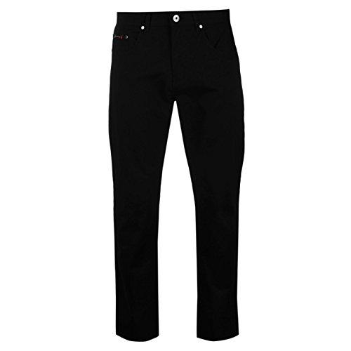 Pierre Cardin -  Pantaloni  - Uomo nero W30