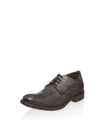 Bardage Zapatos derby Bruno Negro