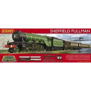 Hornby The Sheffield Pullman Exclusive Train Set