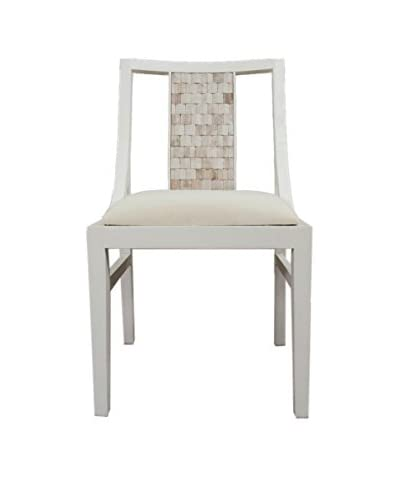 Jeffan Calvin Side Chair, Natural