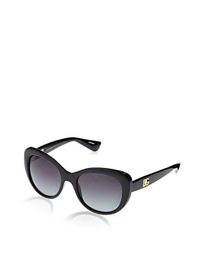 Dolce & Gabbana Gafas de Sol Polarized 6090_501/T3 (58.2 mm) Negro