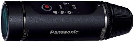 Panasonic ウェアラブルカメラ ブラック HX-A1H-K
