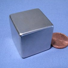 N50 1″ Cube, Package of 1 Rare Earth Neodymium