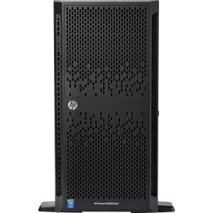 HP ProLiant ML350 G9 5U Tower Server - 1 x Intel Xeon E5-2609 v3 1.90 GHz - 2 Processor Support - 8 GB Standard - 12Gb/s SAS RAID Supported, Serial ATA Controller - Gigabit Ethernet - 500 W - 776976-S01