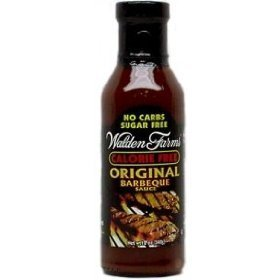 Walden Farms Sauce Barbecue Calorie Free, 12-Ounce Bottles (Pack Of 6)