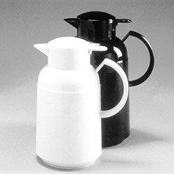 Service Ideas 1 Liter Black Handy Server (15-0180) Category: Thermal Beverage Server
