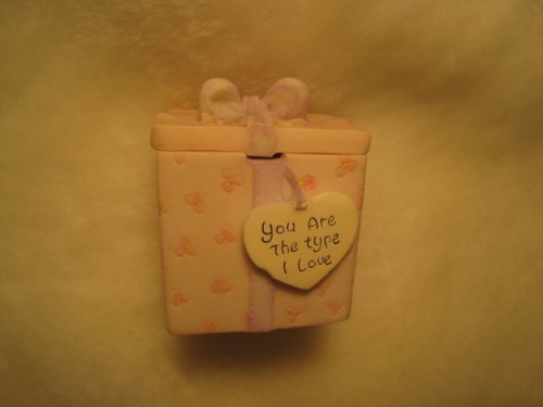 Wedding Favors Love Doll Pair Ceremic Boxed Set Bridal Shower