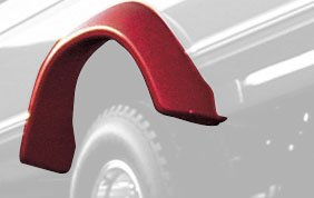 Bushwacker Ford Extend-A-Fender Flare Rear Pair (1992 Ford F250 Fender Flares compare prices)