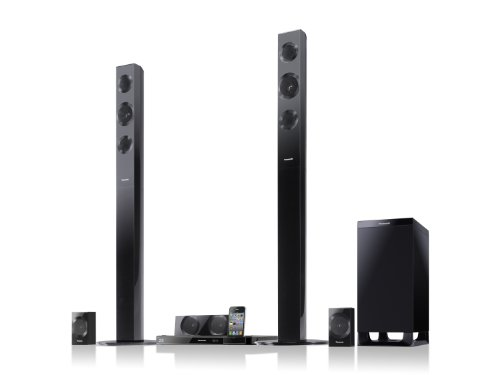 Panasonic SC-BTT460 3D Blu-ray 5.1 Viera Connect Home Cinema