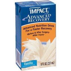 Impact-Advanced-Recovery-Vanilla-Brikpak-15-X-6oz-Case