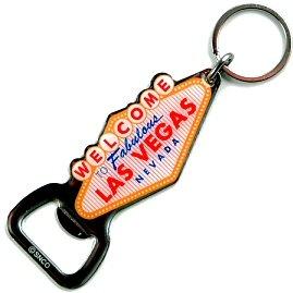Amazon.com: Las Vegas Keychain - Opener Sign, Las Vegas Keychains, Las