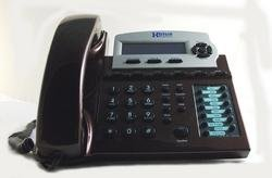 Xblue Networks 1670-76 Speakerphone - Red Mahogany