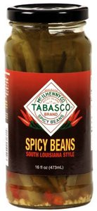 Tabasco Spicy Green Beans from Tabasco