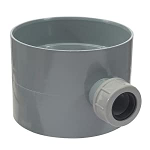 condensation drain heat recovery ducting extractor shower bathroom fan