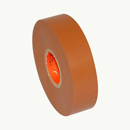 Nitto (Permacel) P-28 All-Weather Colored Electrical Tape: 3/4 In. X 66 Ft. (Brown)