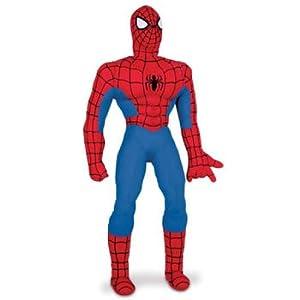 "Marvel Spider-Man 9"" 23cm Soft Plush Spiderman Spider Sense"