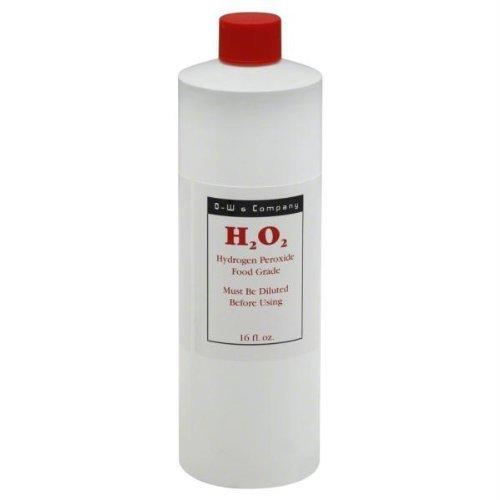 O. W. Bionics 12 Percent Hydrogen Peroxide, 16 Ounce (20 Percent Hydrogen Peroxide compare prices)