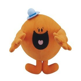 Fisher-Price Mr Men Mr. Tickle, plush 6
