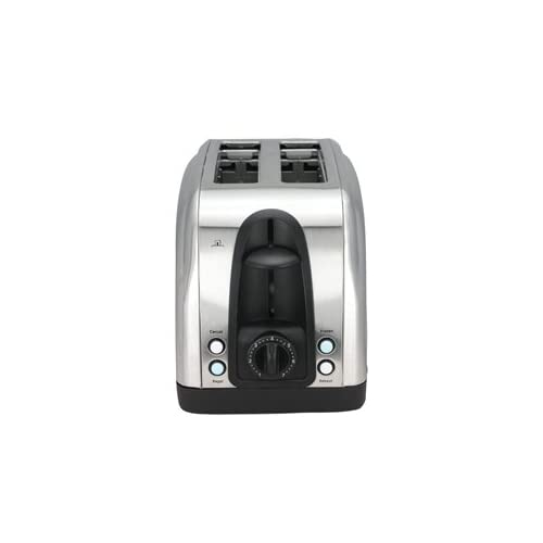 Chefman Rj06 2 Slice Stainless Steel Toaster