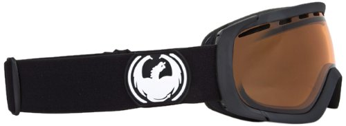 Dragon Alliance Rogue Goggles (Black, Red Ion/Yellow Blue Ion) Dragon Alliance B007FZI4PQ