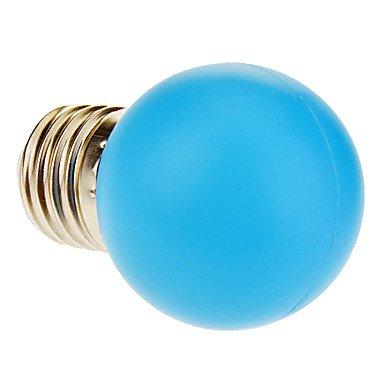 E27 1W 12-Led 40Lm Blue Light Led Globe Bulb (220V)