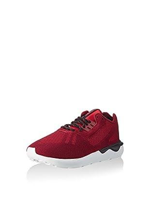 adidas Zapatillas Tubular Runner Weave (Burdeos)