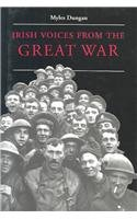 Irish Voices from the Great War (History)