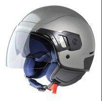 Piaggio pJ casque jet taille xL (argent)
