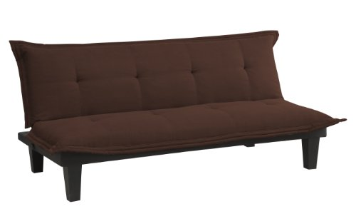 Review Of DHP Lodge Futon, Brown