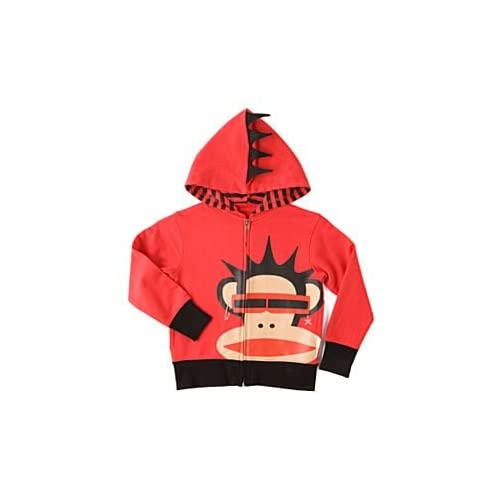 Amazon.com: Small Paul by Paul Frank Boys Mohawk Hoodie Jacket