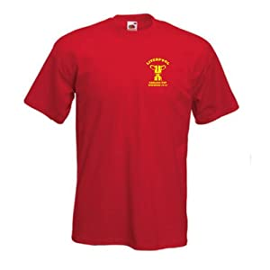 Liverpool Fc Carling Cup Winners Childrens Football T-shirt - All Sizes Available 12-13 Year Old