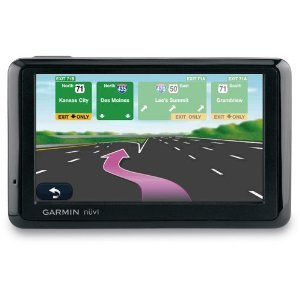 Garmin nüvi 1390LMT 4.3-Inch Portable GPS Navigator with Lifetime Map & Traffic Updates