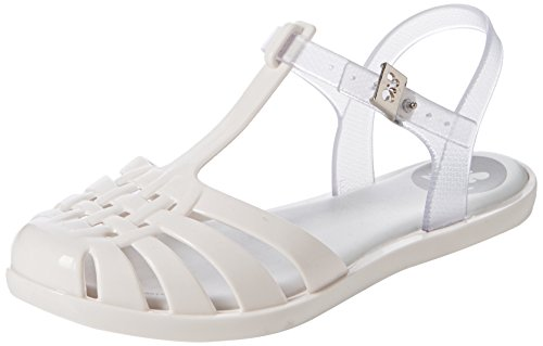 Zaxy Kids Dream, Sandali bambine Bianco Bianco (White) 30 EU