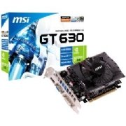 MSI GeForce GT 630 4GB GDDR3 VGA/DVI/HDMI PCI-Express Video Card N630GT-MD4GD3