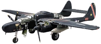 Revell 1:48 P61 Black Widow (Wwii Model Airplanes compare prices)